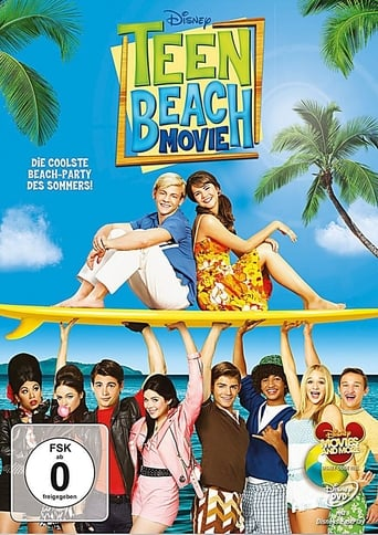 Poster of Teen Beach Movie