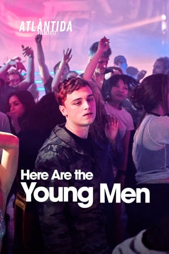 Poster of Here Are the Young Men