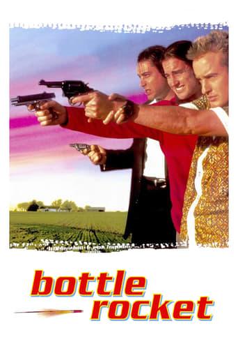 Poster of Bottle Rocket