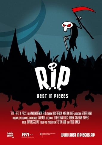Poster of R.I.P. - Rest in Pieces
