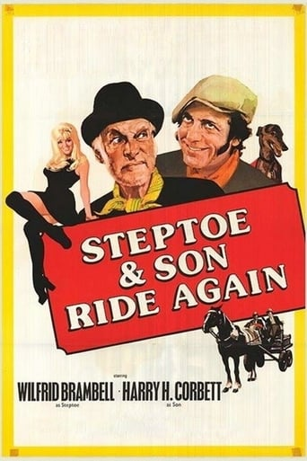 Poster of Steptoe and Son Ride Again