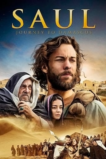 Poster of Saul: The Journey to Damascus
