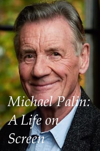 Michael Palin: A Life on Screen poster