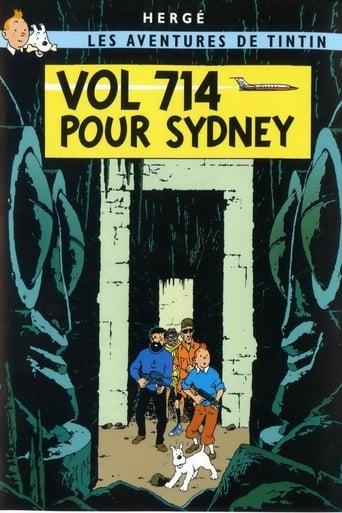 Tintin - Vol 714 pour Sidney