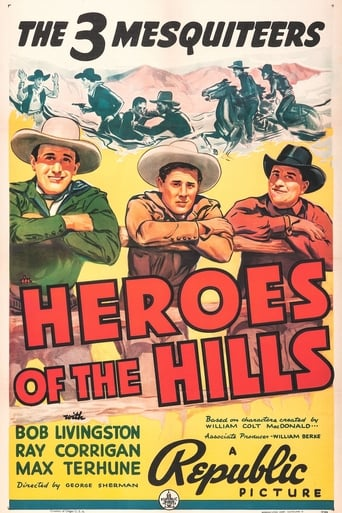 Poster of Heroes of the Hills