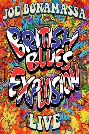 Poster of Joe Bonamassa: British Blues Explosion Live