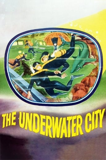 Poster of The Underwater City