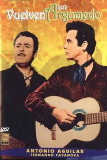 Poster of Vuelven los Argumedo