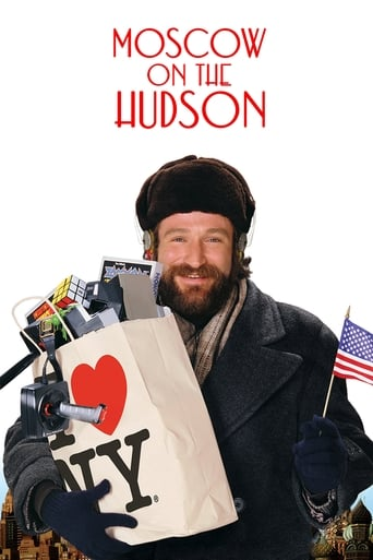 Poster of Moscow on the Hudson