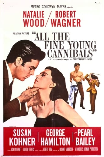 Poster of All The Fine Young Cannibals