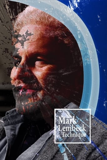 Poster of The Mark Lembeck Technique