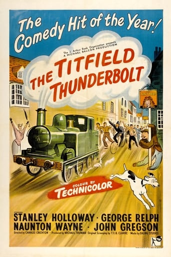 Poster of The Titfield Thunderbolt