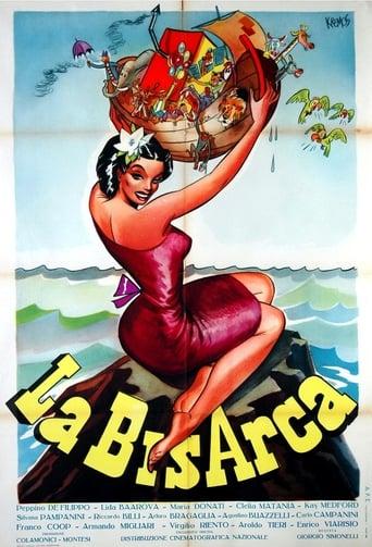 Poster of La bisarca