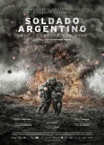 Argentine Soldier Known Only to God