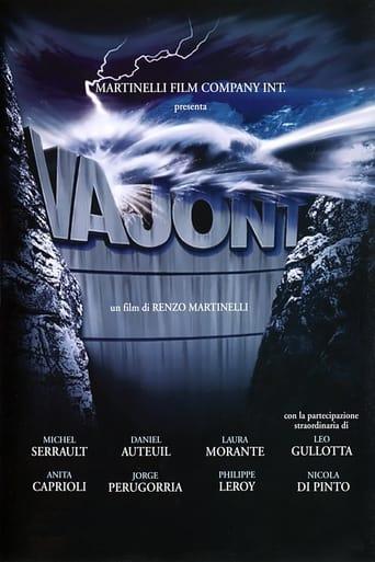 Poster of Vajont - La diga del disonore