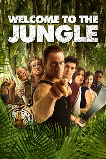 Poster of Welcome to the Jungle