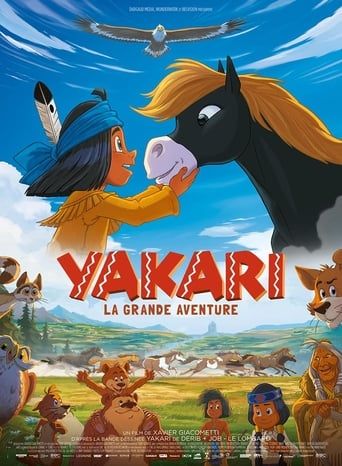 Poster of Yakari, a Spectacular Journey