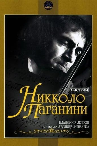 Poster of Nicolo Paganini