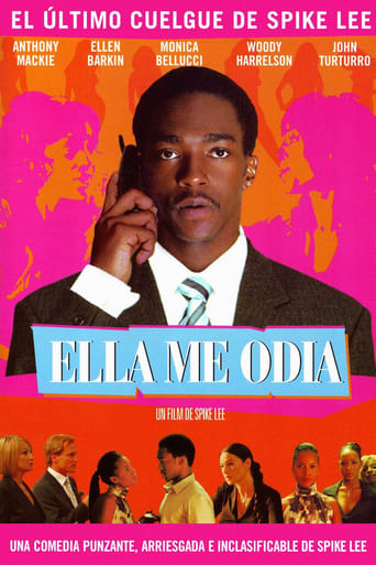 Poster of Ella me odia