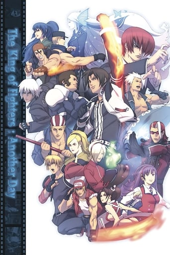 Poster of The King of Fighters: Another Day