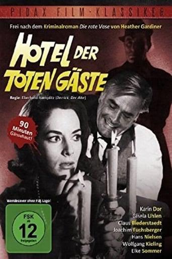 Poster of Hotel der toten Gäste