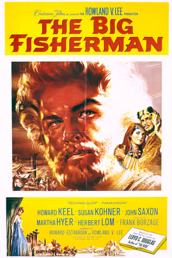 Poster of The Big Fisherman