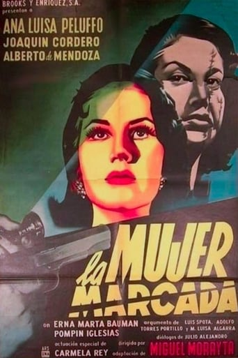 Poster of The Marked Woman