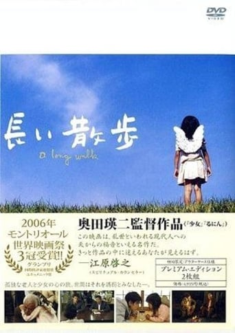 Poster of 長い散歩