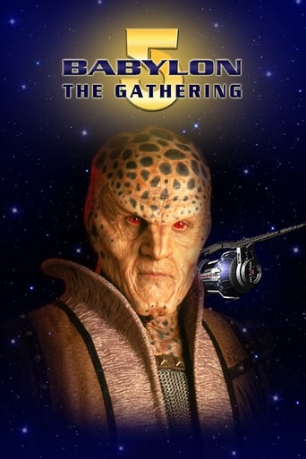 Poster of Babylon 5: The Gathering