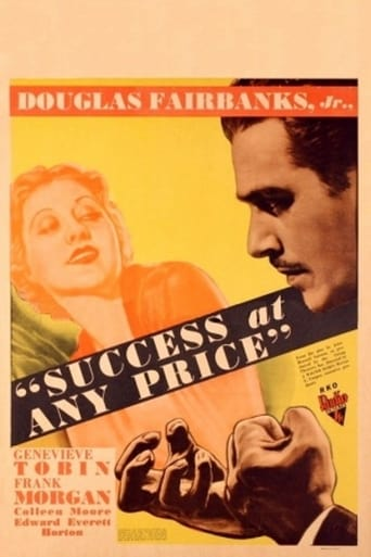 Poster of Success at Any Price