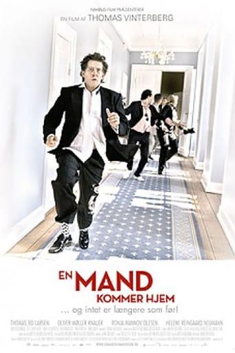 Poster of En mand kommer hjem