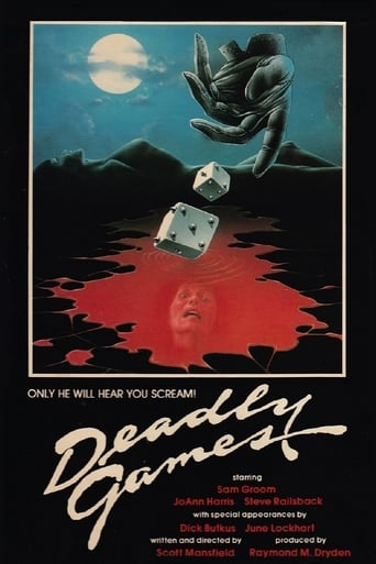 Poster of Deadly Games