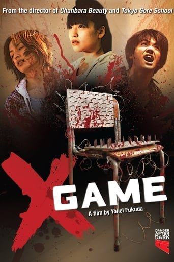 Poster of X Game