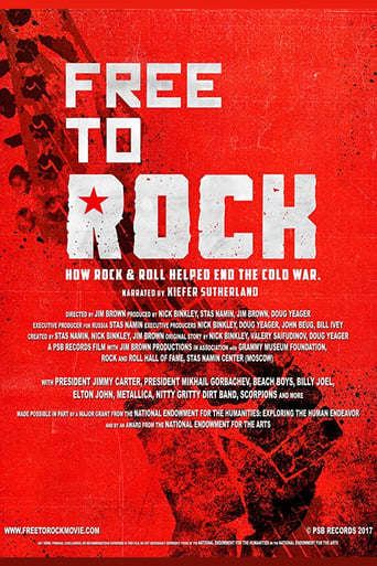 Free to Rock poster