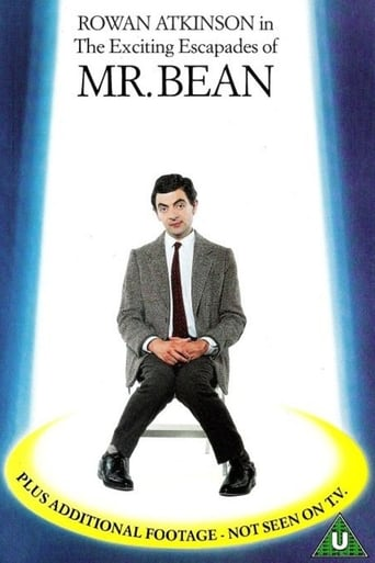 Poster of The Exciting Escapades of Mr. Bean