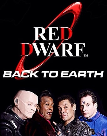 Poster of Red Dwarf - Back to Earth
