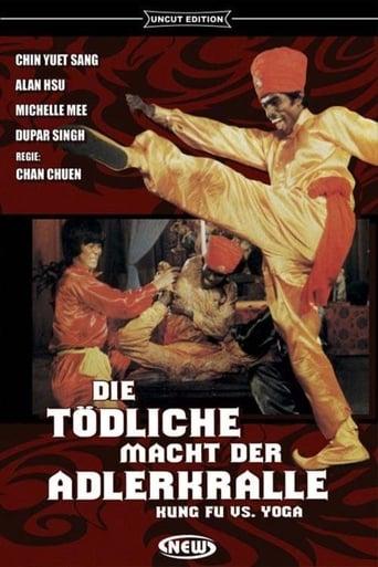 Poster of Kung Fu vs. Yoga
