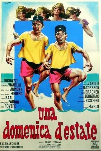 Poster of Una domenica d'estate