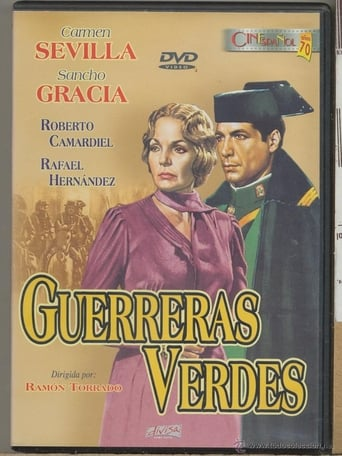 Poster of Guerreras verdes