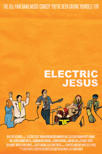 Poster of Electric Jesus