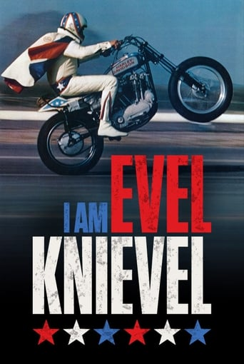 Poster of I Am Evel Knievel