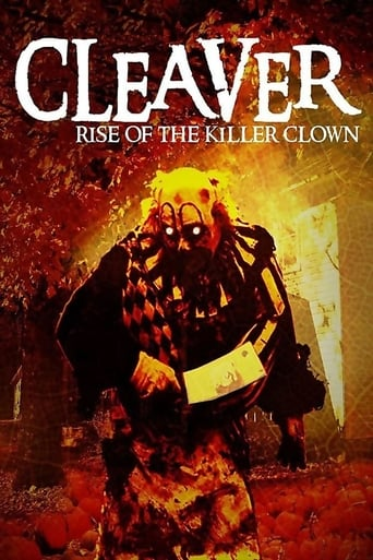 Poster of Cleaver: Rise of the Killer Clown