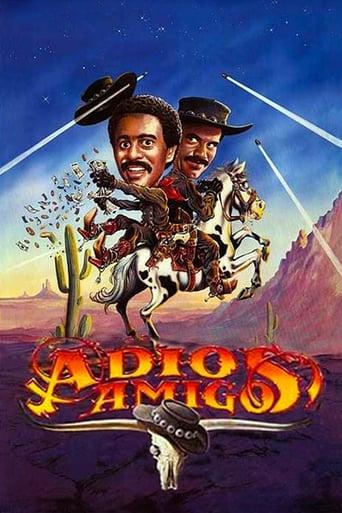 Poster of Adiós Amigo