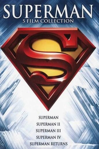 Poster of The Mythology of Superman