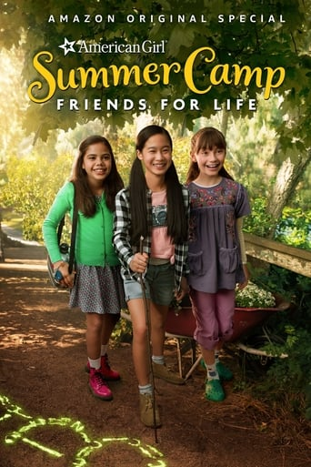 An American Girl Story: Summer Camp, Friends For Life poster