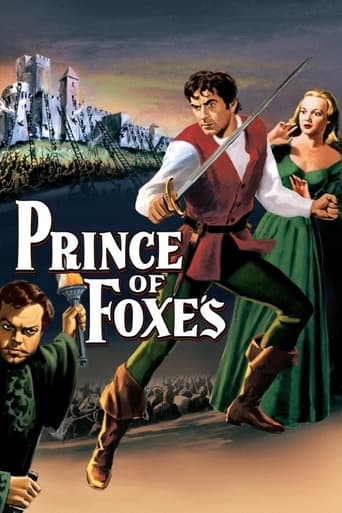 Prince of Foxes