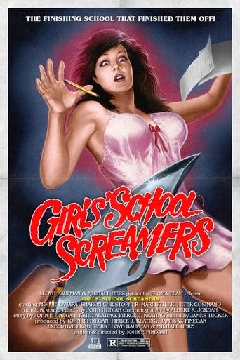 Poster of Girls' School Screamers