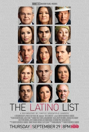 Poster of The Latino List