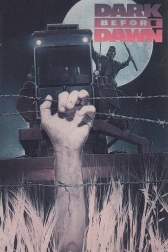 Poster of Dark Before Dawn