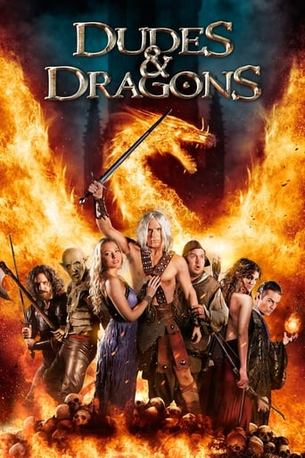 Poster of Dudes & Dragons